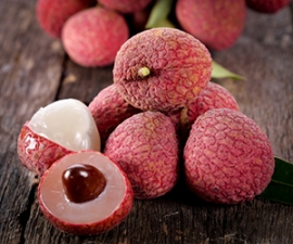 Les Fruits : Le Litchi
