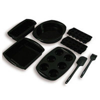 "1 set de moules en silicone ""My Set"""