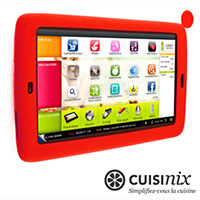 1 tablette Multimédia Cuisinix