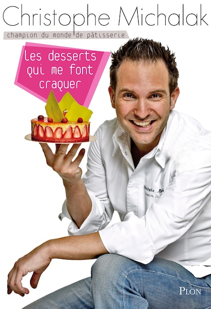 Portrait de chef cuisinier : Christophe Michalak